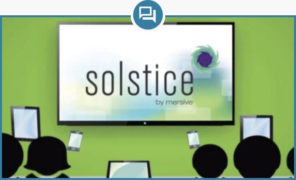 Solstice screenshot