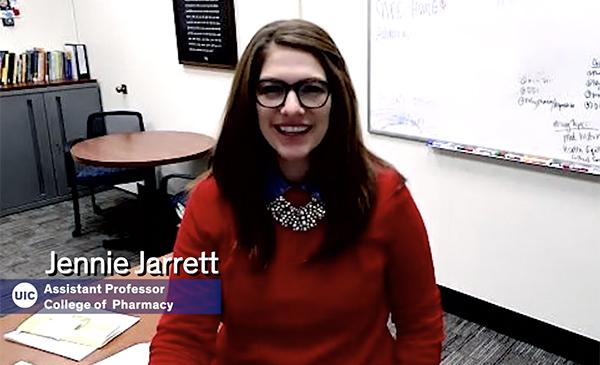 Jennie Jarrett