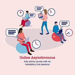 Online Asynchronous Classes
